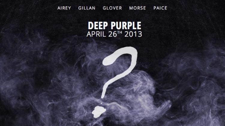 Un misterio el nuevo disco de Deep Purple