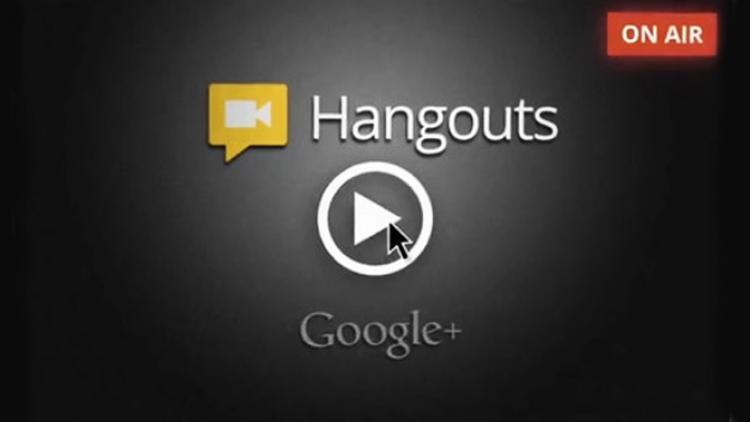¿Qué son los Google Hangouts?