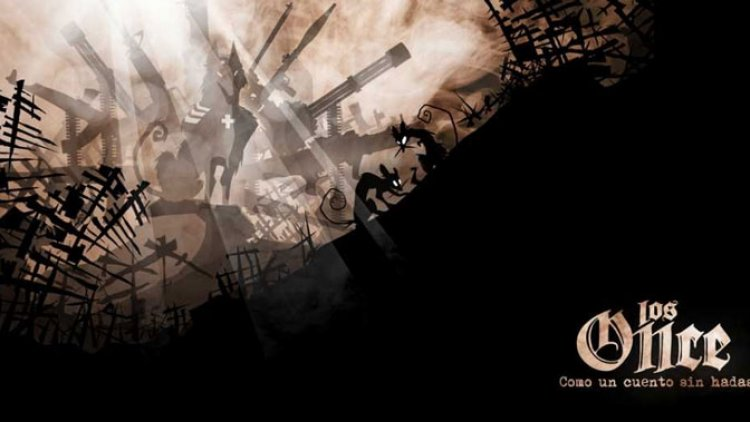 Los Once, novela gráfica colombiana en Google Play