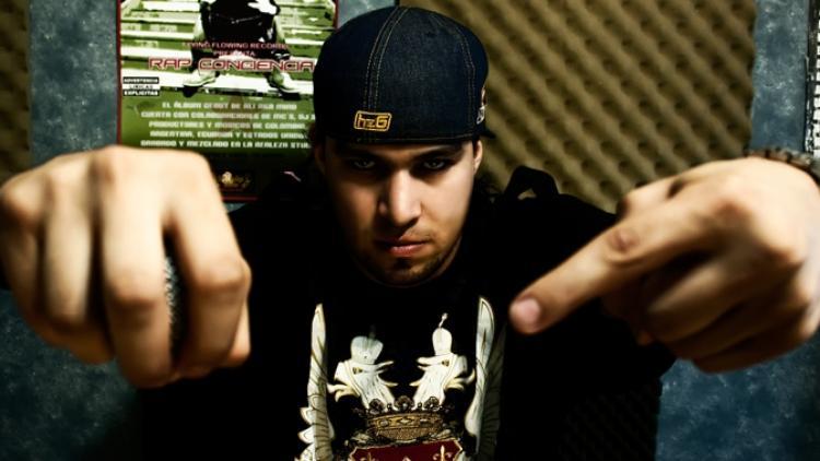 El rapero Ali A.K.A Mind estuvo en Acústico de Tardes Radiónica