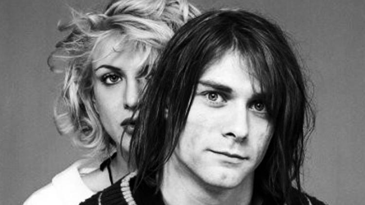 Raro registro de Kurk Cobain y Courtney Love