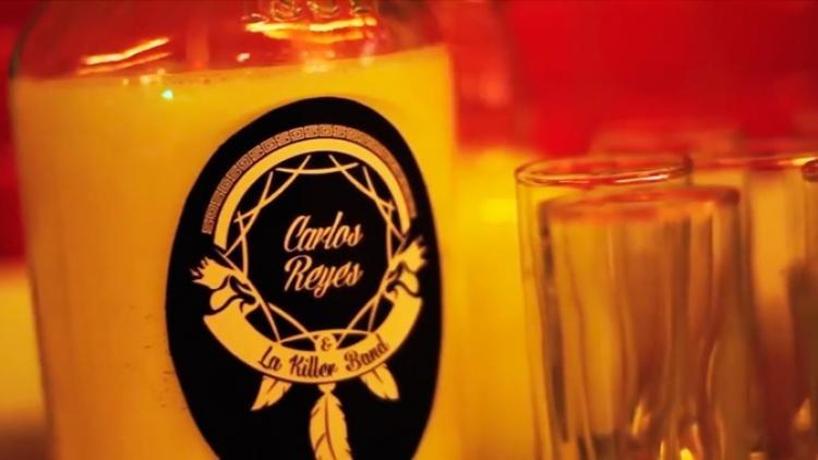 Viene lanzamiento de Carlos Reyes y La Killer Band