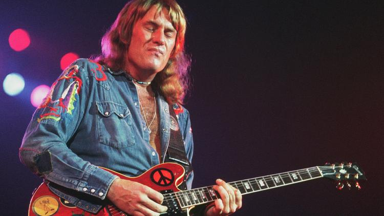 Fallece el guitarrista inglés Alvin Lee