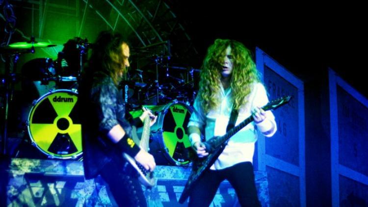 """Nuevo video de Megadeth: """"Public Enemy No, 1"""""""