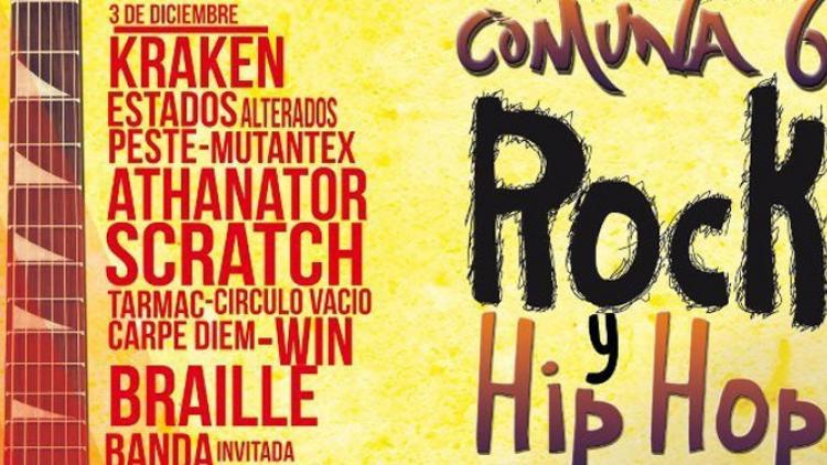 Festival Internacional Comuna 6: Rock y Hip Hop