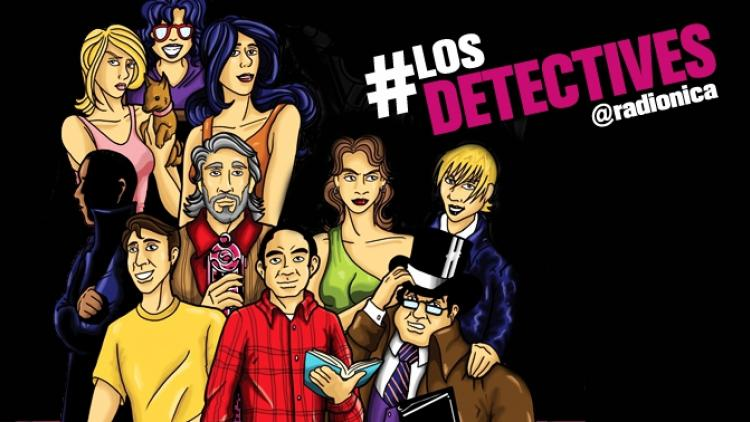 Nueva temporada de Los Detectives Salvajes (capítulos 1-15)