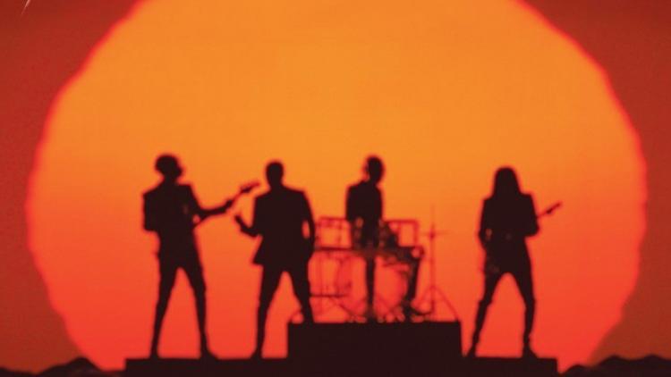 """La fiebre de """"Get Lucky"""" llegó hasta Wilco"""
