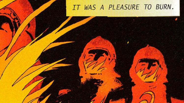 """""""No intento describir el futuro, trato de prevenirlo"""": Ray Bradbury"""