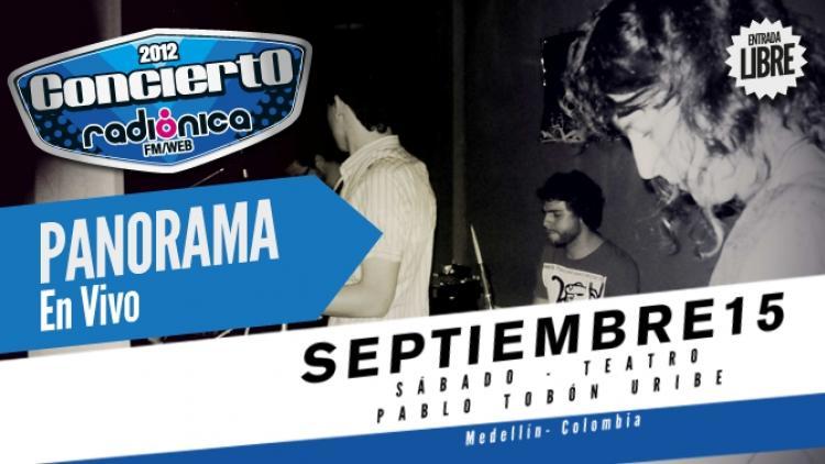 Panorama - Concierto Radiónica 2012