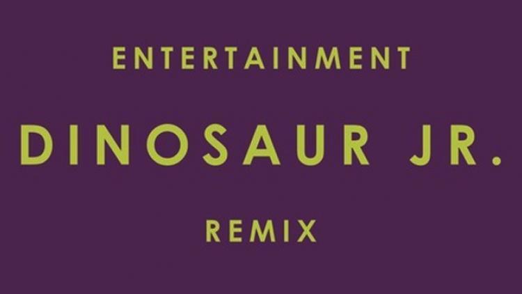"""Dinosaur Jr. hace una versión de """"Entertainment"""""""