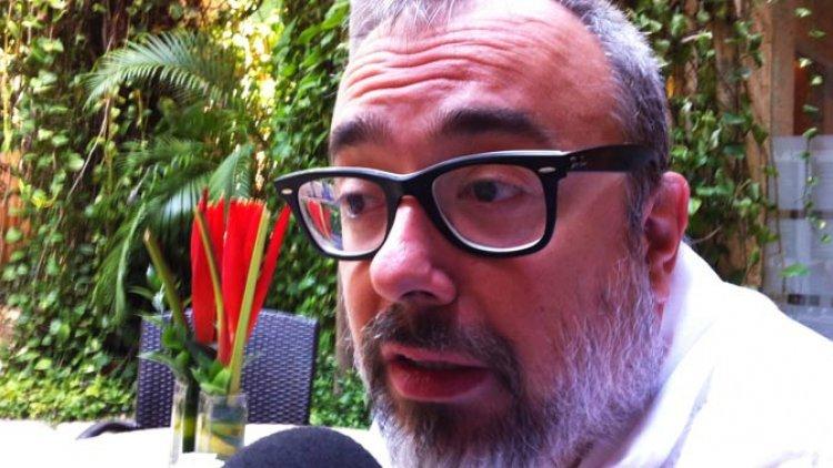 Entrevista con el director Álex de la Iglesia