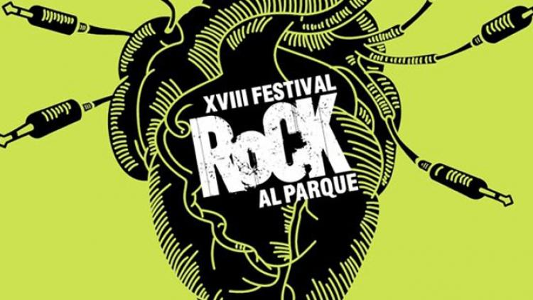 Nos vamos para Rock Al Parque 2012