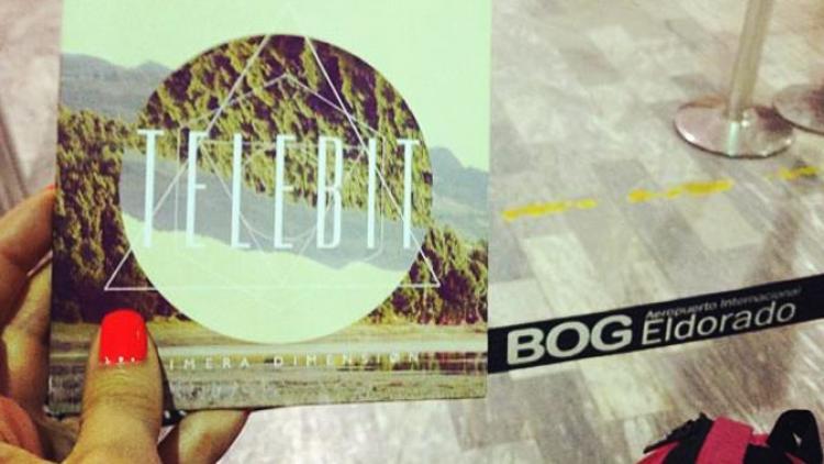 Telebit llegó a Austin a presentar su nuevo disco