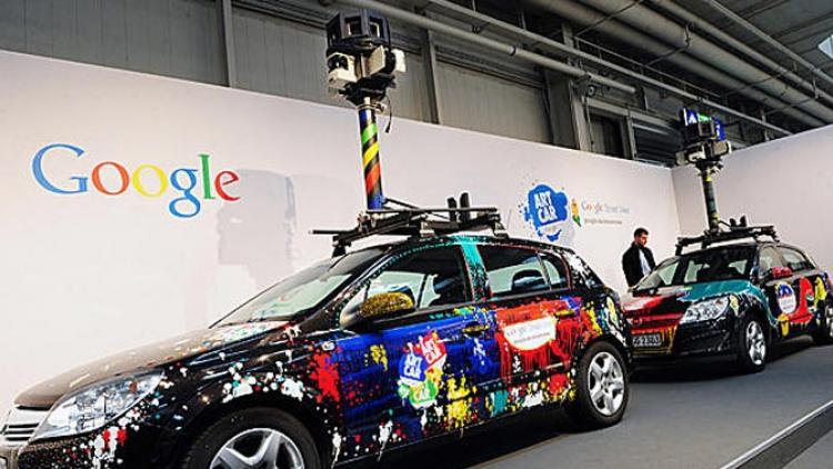 Google Street View llega a Colombia