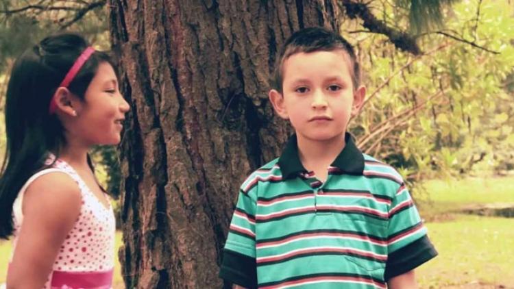 """Estreno: dos niños protagonizan """"Bambuco"""" de EnePei"""