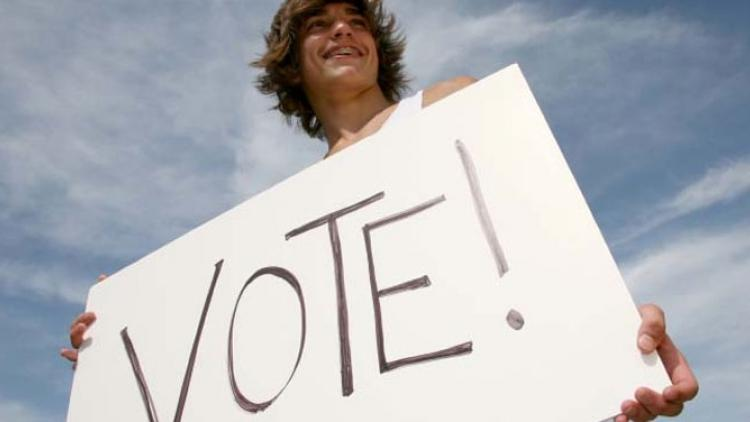 La música expresa ideas. Si vas a votar, hazlo con respeto y a conciencia