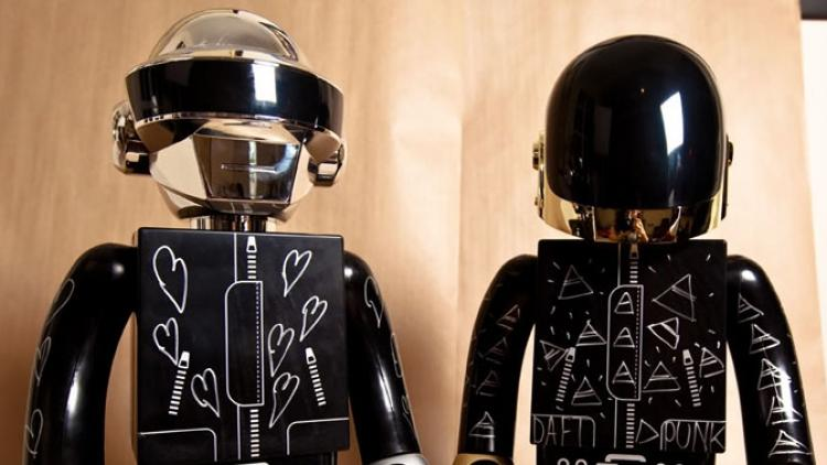 Daft Punk Prepara Nuevo Disco Para Mayo