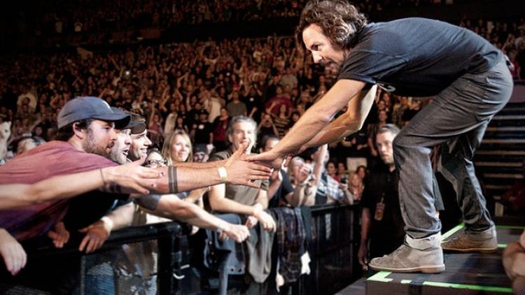 """""""Pearl Jam Twenty"""" nuevo documental de la banda dirigido por Cameron Crowe"""