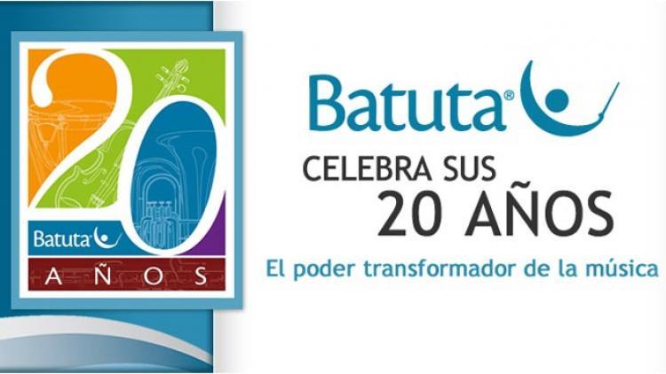 Batuta celebra 20 años de historia