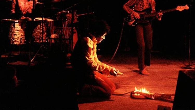 El Voodoo de Jimi Hendrix
