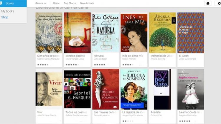 Nueva opción para adquirir e-books en Colombia