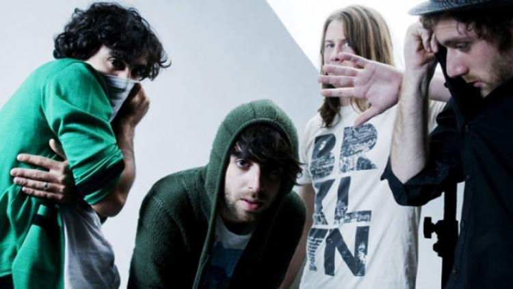 Entrevista con Stuck In The Sound