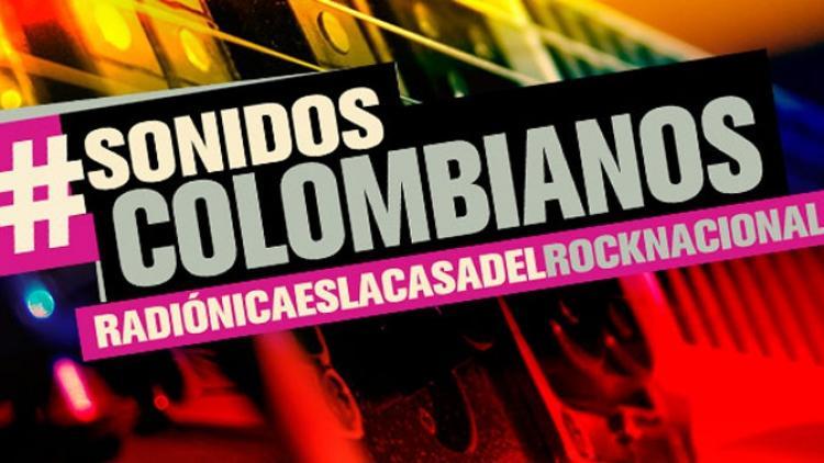Playlist Radiónica de Sonidos Colombianos