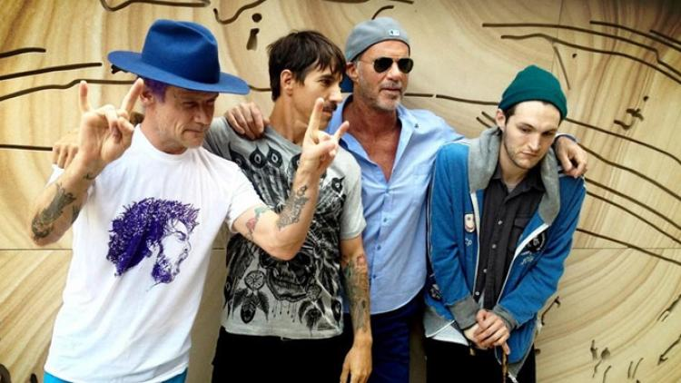 Red Hot Chili Peppers grabará nuevo disco