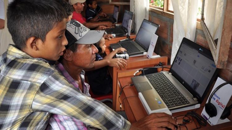 Kioscos digitales: donde #ElcampoSeConecta