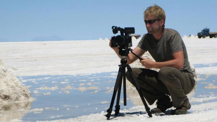 Eco-Viaje de polo a polo con Kelvin Eisses
