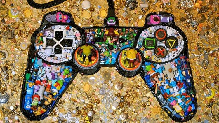 De la basura al arte de Elisa Insúa