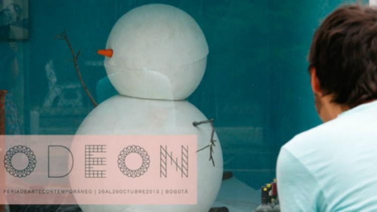 Odeón: Feria de Arte Contemporáneo 2013