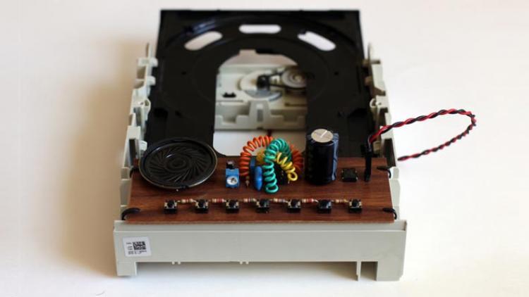 Acordeón + Generador: Acordeonador