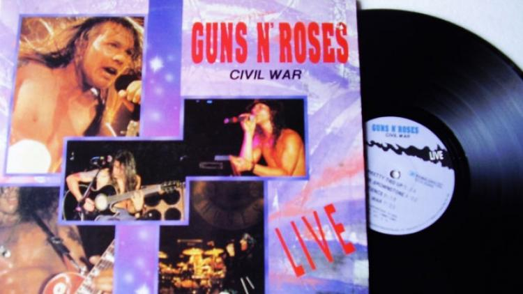 La Morateka: guerra civil en Guns N' Roses