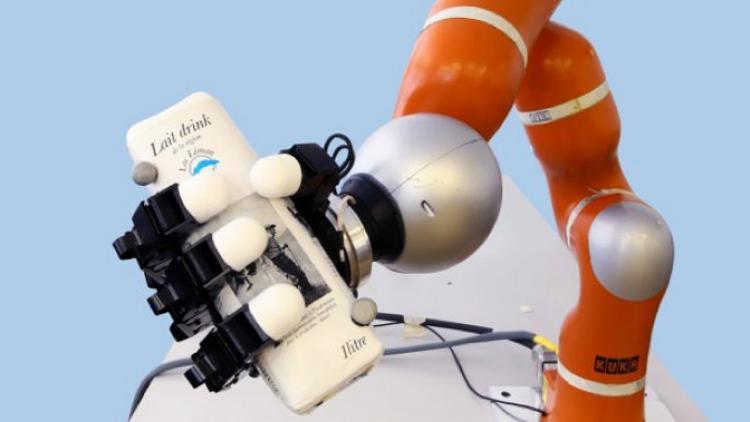A este robot no se le escapa nada