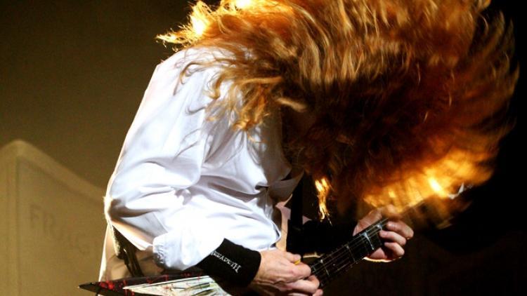 Termina la espera por Megadeth