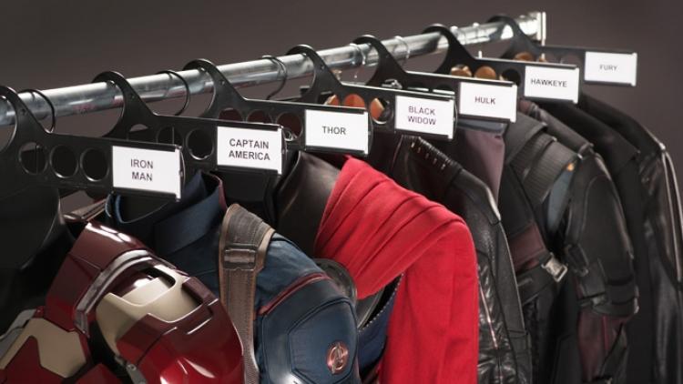 """Las primeras imágenes de """"Avengers: era de Ultron"""""""