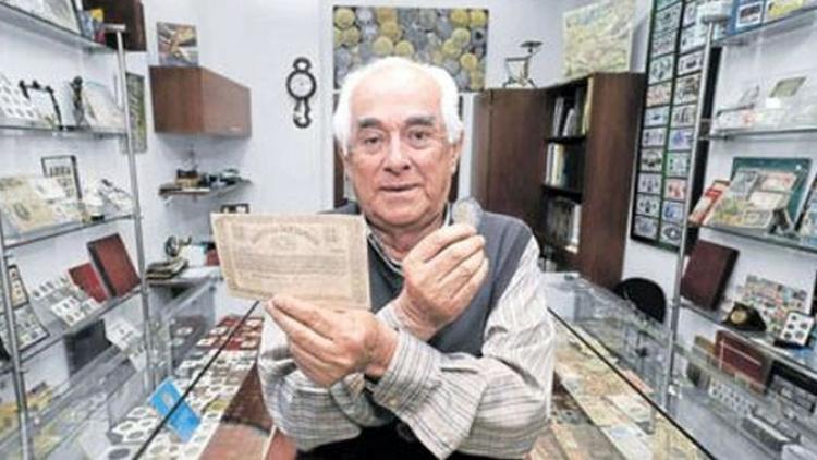 El señor de las monedas: Alfonso Ujueta