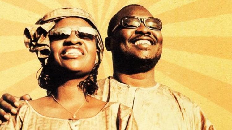 """Amadou & Mariam """"C'est Pas Facile Pour Les Aigles'"""""""