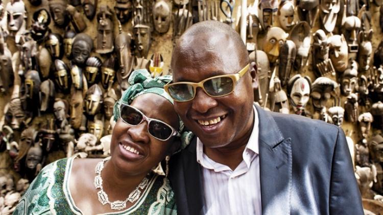 Amadou y Mariam viajan a Conexión Kingston
