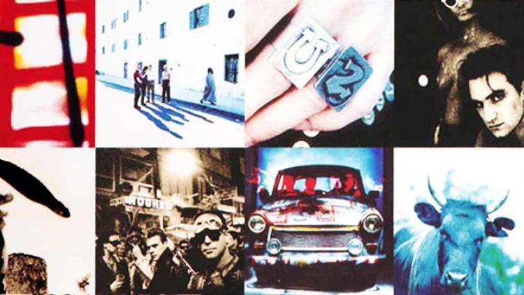 Achtung Baby de U2 está de aniversario
