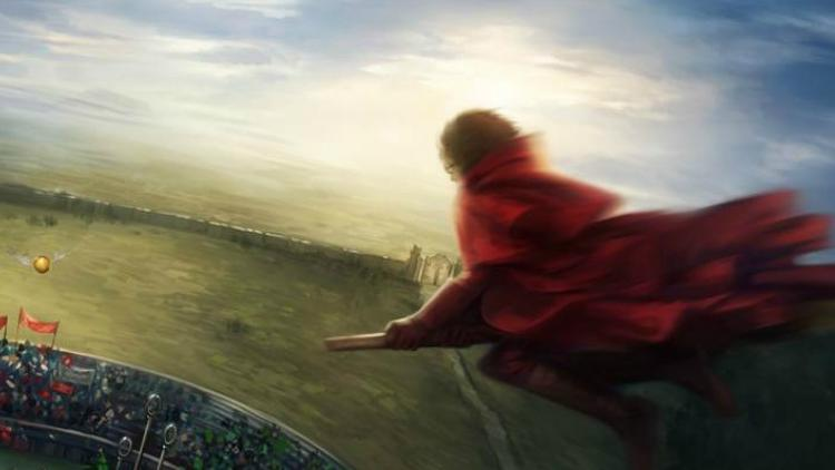 Regresa Harry Potter para la final de la copa Mundial de Quidditch