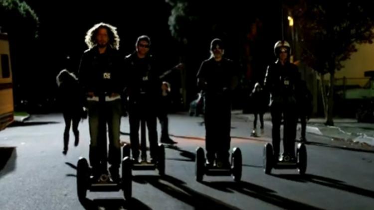Nuevo video de Soundgarden dirigido por Dave Grohl