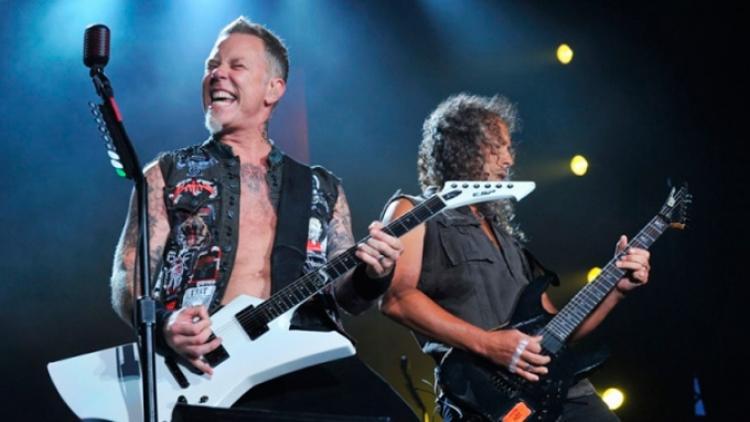 """""""Metallica Through The Never"""" se estrenará en septiembre"""