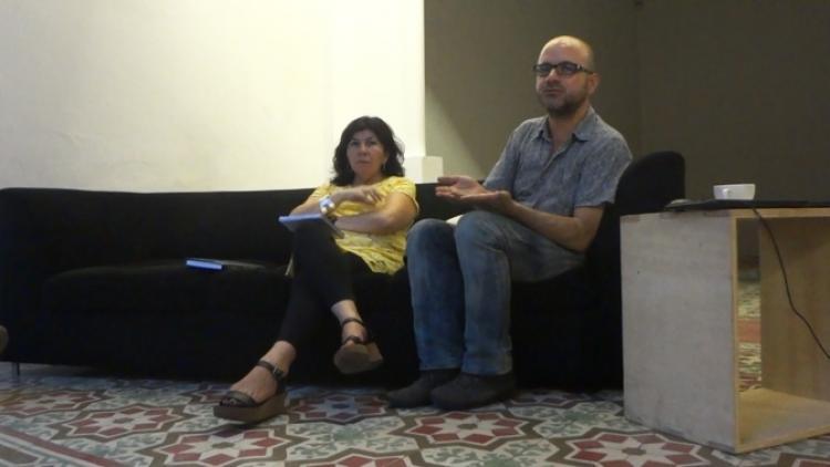 """""""El nuestro es un cine latente, hay mucho talento joven"""""""