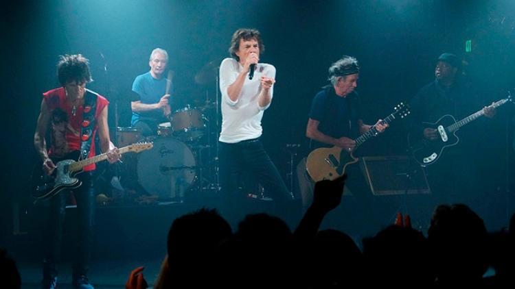Rolling Stones dan concierto sorpresa en pequeño bar de Los Ángeles