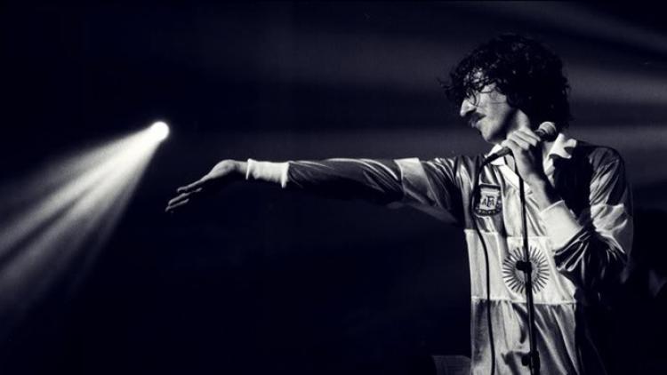 Cancelan el concierto de Charly García en Bogotá