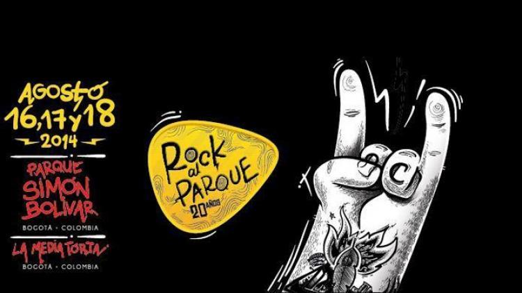 Rock Al Parque 2014: lista la programación del festival