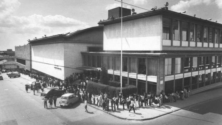 La Biblioteca Luis Ángel Arango cumple 54 años