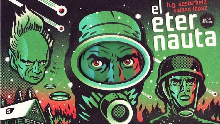 "#CómicDeLaSemana ""El Eternauta"""